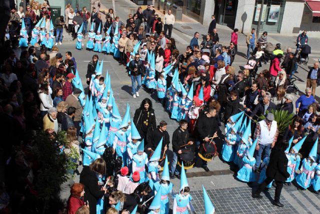 Alcantarilla vibra con la Procesión Infantil por sus calles, con unos 1800 niños y niñas - 5, Foto 5