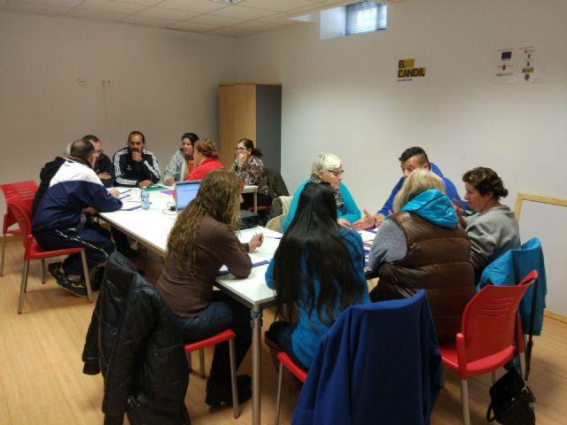 El Colectivo El Candil desarrolla en Totana diversas acciones para la inserción laboral de personas en situación de vulnerabilidad social, Foto 6