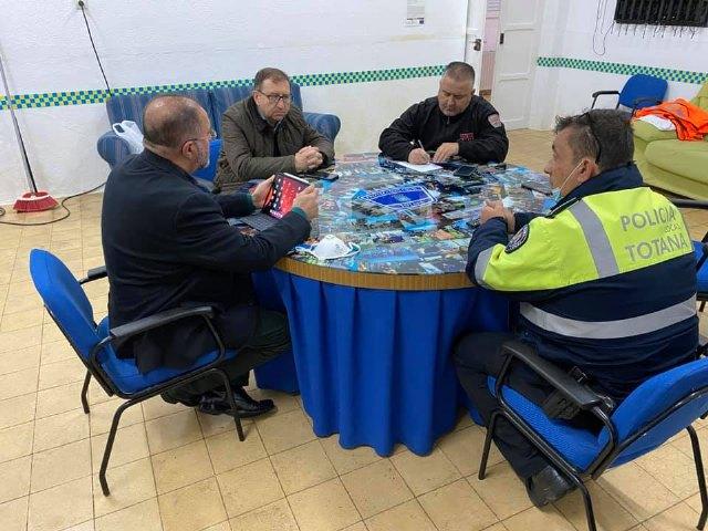El alcalde informa de algunas cuestiones y consideraciones al terminar la jornada, Foto 1