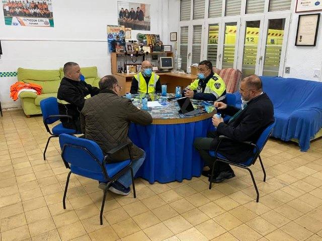 El alcalde informa de algunas cuestiones y consideraciones al terminar la jornada, Foto 2
