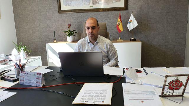 La Junta de Gobierno Local de Molina de Segura inicia la contratación de la realización de un estudio de la realidad socioeconómica del municipio, en el marco de la EDUSI Molina 2020 Avanza Contigo - 1, Foto 1