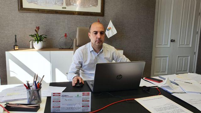 La Junta de Gobierno Local de Molina de Segura inicia la contratación de la realización de un estudio de la realidad socioeconómica del municipio, en el marco de la EDUSI Molina 2020 Avanza Contigo - 2, Foto 2