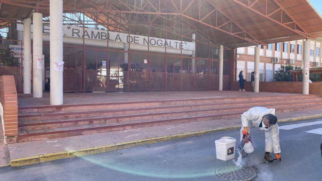 El Ayuntamiento de Puerto Lumbreras inicia una nueva campaña de desratización, desinsectación y desinfección para prevenir plagas en el municipio - 2, Foto 2
