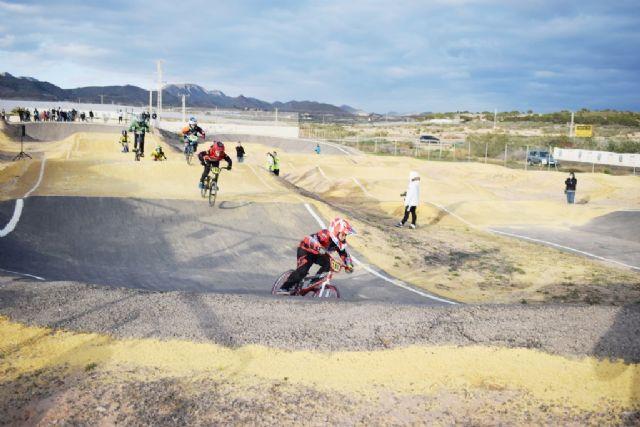 Mazarrón designa a los primeros líderes de la Copa de España de Ciclismo BMX - 2, Foto 2