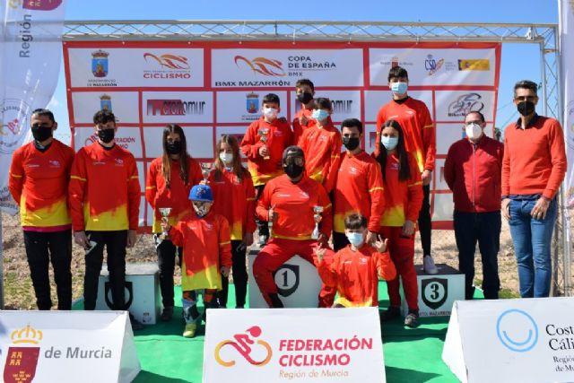 Mazarrón designa a los primeros líderes de la Copa de España de Ciclismo BMX - 3, Foto 3