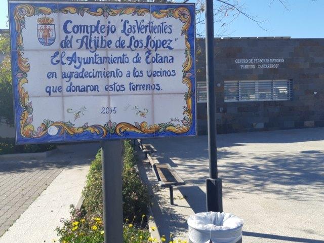 """[Aprueban la cesión de la Sala Polivalente del Complejo """"Las Vertientes del Aljibe de Los López"""" a la Asociación de Vecinos de El Paretón-Cantareros"""