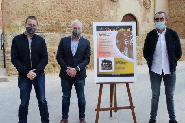 Cultura programa 12 rutas para dar a conocer el patrimonio religioso y el cementerio municipal de Mazarrón con motivo de Semana Santa - 1, Foto 1