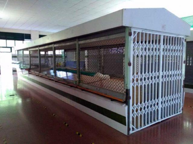 El Ayuntamiento reformará el módulo Este del Mercado Central de Abastos - 1, Foto 1