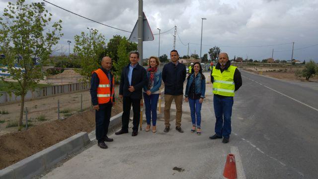 La Comunidad ya ha iniciado todas las obras de emergencia en 11 carreteras, con una inversión de 1,5 millones de euros