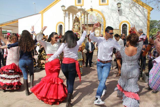 Puerto Lumbreras celebra una Romería en Honor a la Virgen del Rocío - 2, Foto 2