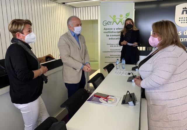 El proyecto Germina proporcionará apoyo y atención multidisciplinar a la comunidad educativa de Las Torres de Cotillas - 4, Foto 4