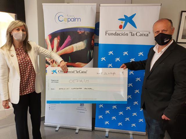 Fundación Cepaim recibe al apoyo de la Fundación la Caixa y CaixaBank para poner en marcha una vivienda de acogida para mujeres inmigrantes - 1, Foto 1