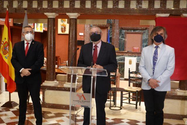 La Asamblea Regional acoge la presentación del cartel de la LX edición del Festival Internacional del Cante de las Minas de La Unión - 2, Foto 2