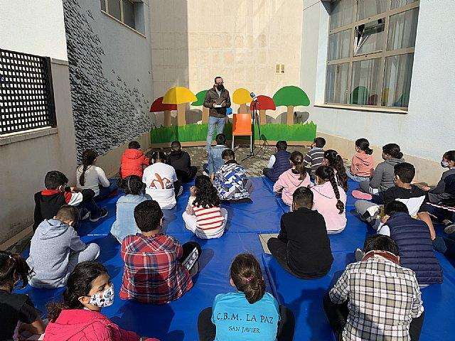San Javier celebra el Día del Libro 2021 - 1, Foto 1
