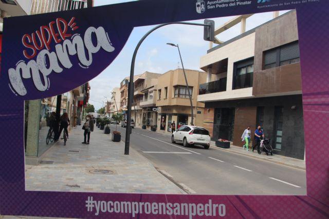 La Campaña Supermamá premiará los mejores selfies en el comercio local de San Pedro del Pinatar - 2, Foto 2