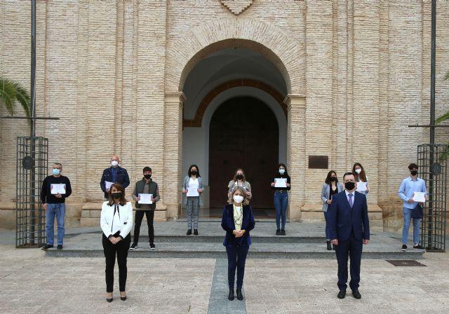 La UCAM beca a los 19 ganadores de sus Olimpiadas Científicas - 1, Foto 1