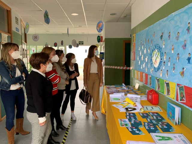 El CEIP Las Lomas inaugura la Sala Explora durante su Semana Cultural - 2, Foto 2