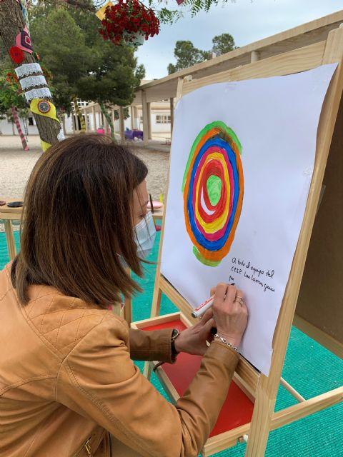 El CEIP Las Lomas inaugura la Sala Explora durante su Semana Cultural - 4, Foto 4