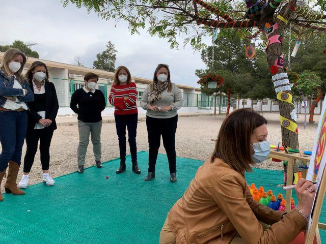 El CEIP Las Lomas inaugura la Sala Explora durante su Semana Cultural - 5, Foto 5