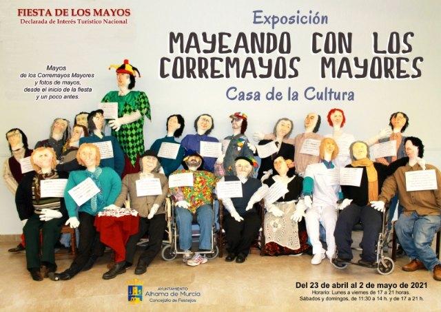 Los Corremayos Mayores homenajean a las pioneras de la elaboración de mayos - 1, Foto 1