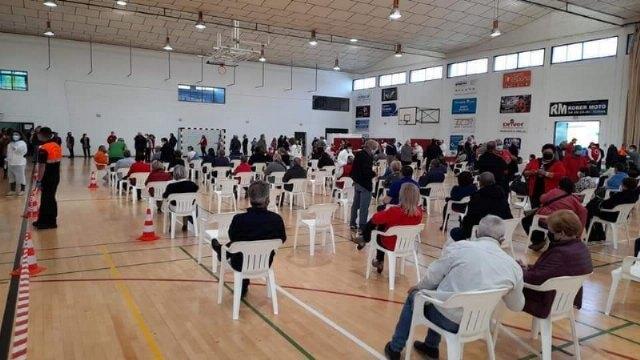 [Salud Pública anuncia la vacunación de las personas mayores de 70 años en la ciudad de Lorca durante la próxima semana