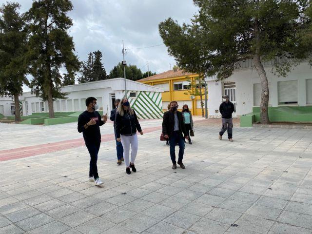Las obras de rehabilitación del Espacio Joven de Torre Pacheco finalizarán en los próximos meses - 2, Foto 2