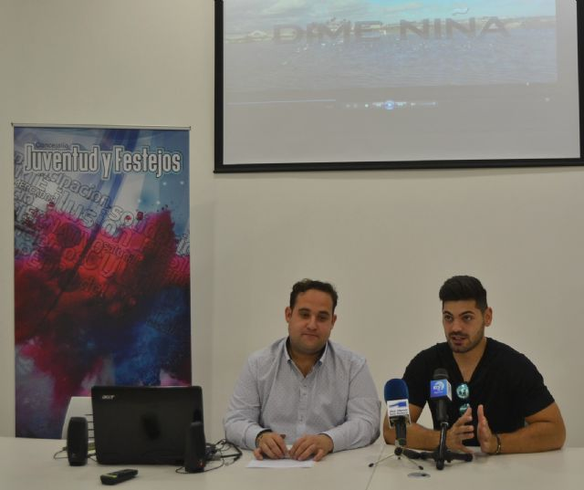 Salva Ortega elige San Pedro para grabar Dime Niña - 1, Foto 1