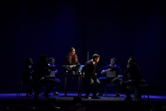 El Colegio Severo Ochoa y la Escuela de Teatro de Alhama ganan los premios Buero de Teatro Joven de la Fundación Coca-Cola en Murcia, Foto 2