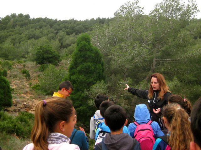 Medio Ambiente celebra mañana actividades en Sierra Espuña y Calblanque con motivo del Día Europeo de los Parques, Foto 1