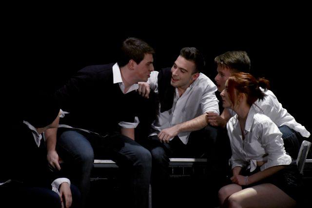 La compañía juvenil de teatro Elenco 11 ha sido elegida como ganadora de los Premios Buero de Teatro Joven 2017 en la Región de Murcia, Foto 1