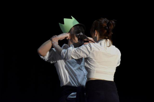 La compañía juvenil de teatro Elenco 11 ha sido elegida como ganadora de los Premios Buero de Teatro Joven 2017 en la Región de Murcia, Foto 2