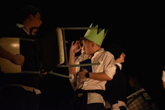 La compañía juvenil de teatro Elenco 11 ha sido elegida como ganadora de los Premios Buero de Teatro Joven 2017 en la Región de Murcia, Foto 3
