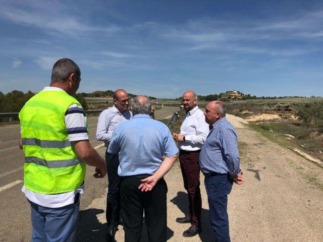 Mejoran la seguridad vial de nueve carreteras que discurren por Aledo, Águilas, Lorca y Puerto Lumbreras - 1, Foto 1