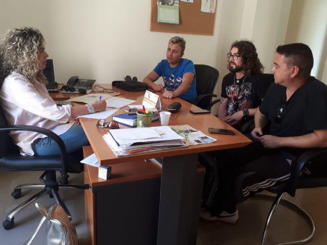 Reunión de la Comisión de Fiestas para avanzar en la organización de las fiestas patronales de septiembre - 1, Foto 1