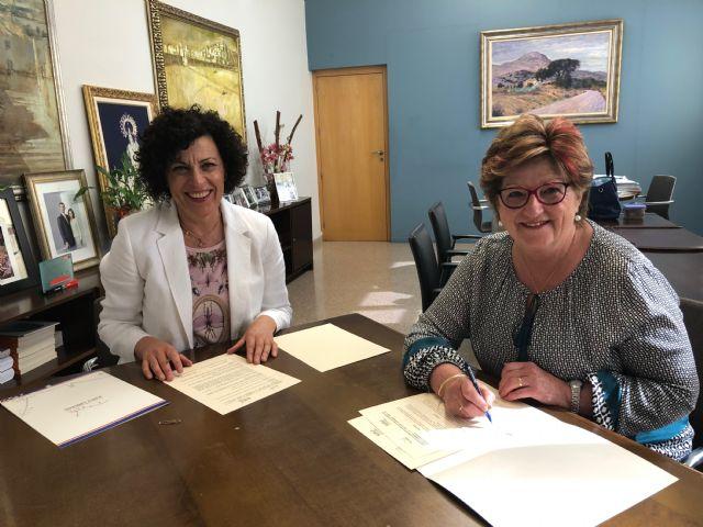 El Ayuntamiento renueva el convenio de colaboración con Aldea para mejorar la atención a personas con alzheimer - 1, Foto 1