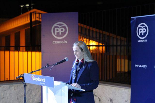 Alicia del Amor: El PP es el único partido de centro derecha y ha demostrado que sabe hacer las cosas bien. - 1, Foto 1