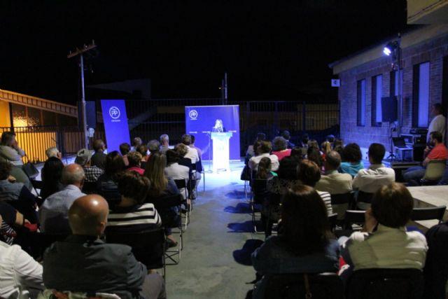 Alicia del Amor: El PP es el único partido de centro derecha y ha demostrado que sabe hacer las cosas bien. - 2, Foto 2