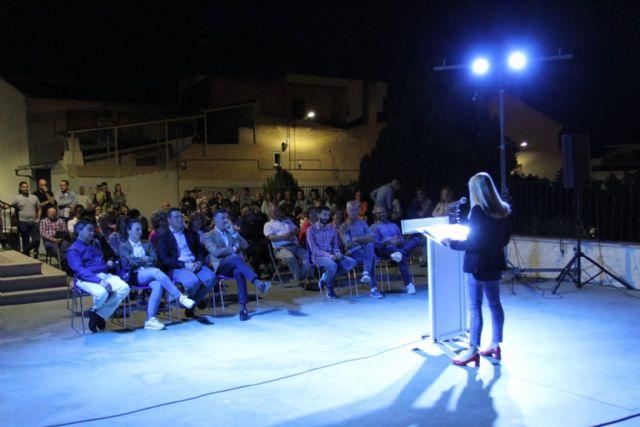 Alicia del Amor: El PP es el único partido de centro derecha y ha demostrado que sabe hacer las cosas bien. - 5, Foto 5