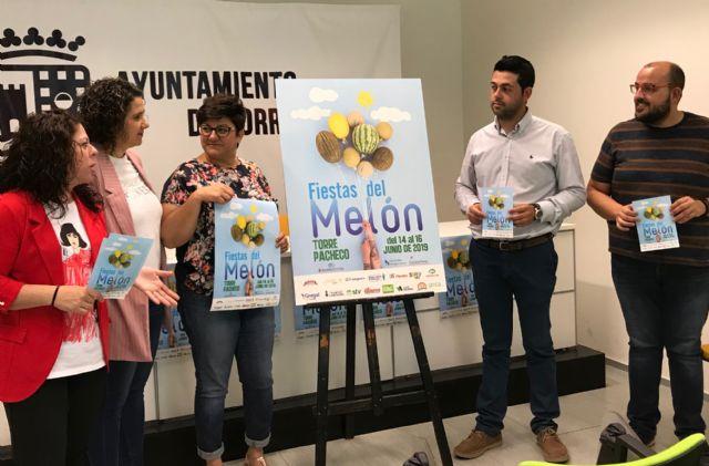 Las FIESTAS DEL MELÓN en Torre Pacheco del 14 al 16 de junio - 1, Foto 1