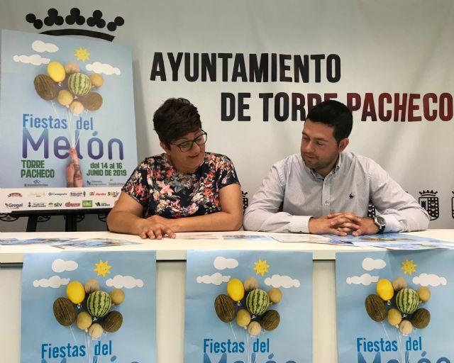 Las FIESTAS DEL MELÓN en Torre Pacheco del 14 al 16 de junio - 3, Foto 3