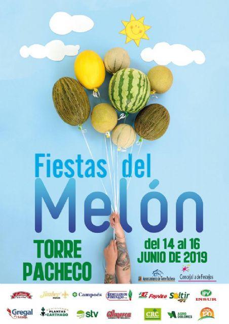 Las FIESTAS DEL MELÓN en Torre Pacheco del 14 al 16 de junio - 4, Foto 4