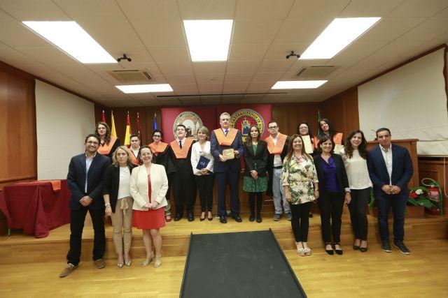 La graduación más especial de la UCAM - 1, Foto 1