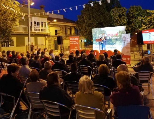 Pepe Moreno: El gobierno regional del PP ha sido incapaz invertir en el arreglo de caminos rurales el dinero procedente de los fondos europeos - 1, Foto 1