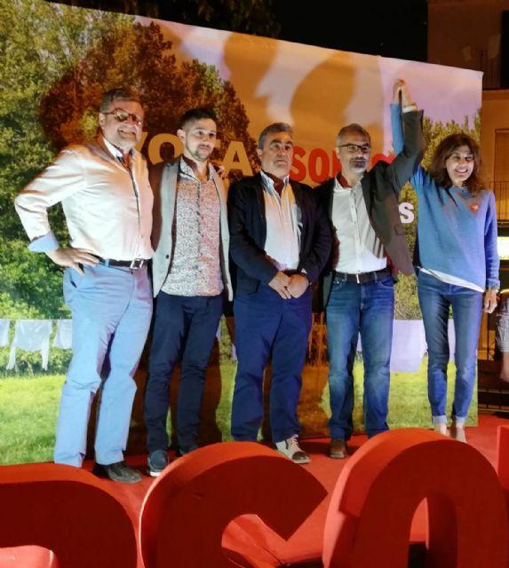 Pepe Moreno: El gobierno regional del PP ha sido incapaz invertir en el arreglo de caminos rurales el dinero procedente de los fondos europeos - 2, Foto 2