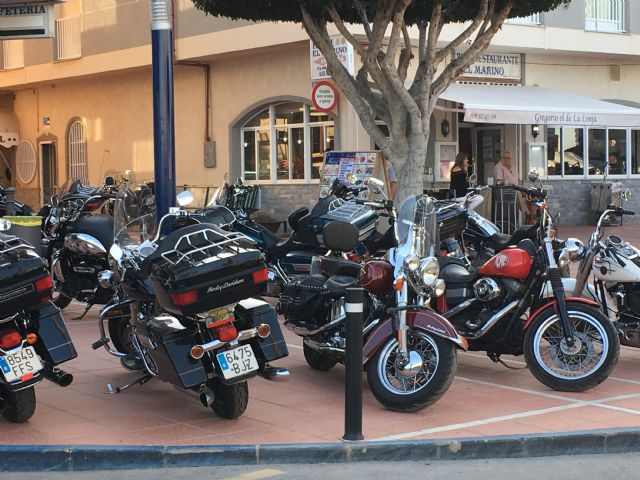 Santiago de la Ribera se convierte este fin de semana en la meca de los amantes de la motos custom con el XVI Hot Rally San Javier 2019 - 2, Foto 2