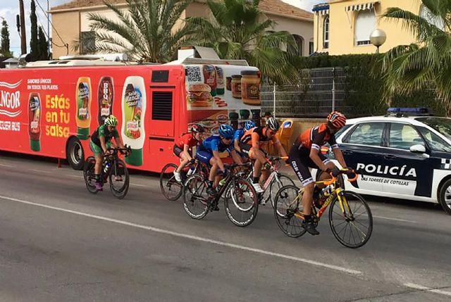 Las jóvenes promesas del ciclismo murciano ofrecen una gran exhibición en Las Torres de Cotillas - 2, Foto 2