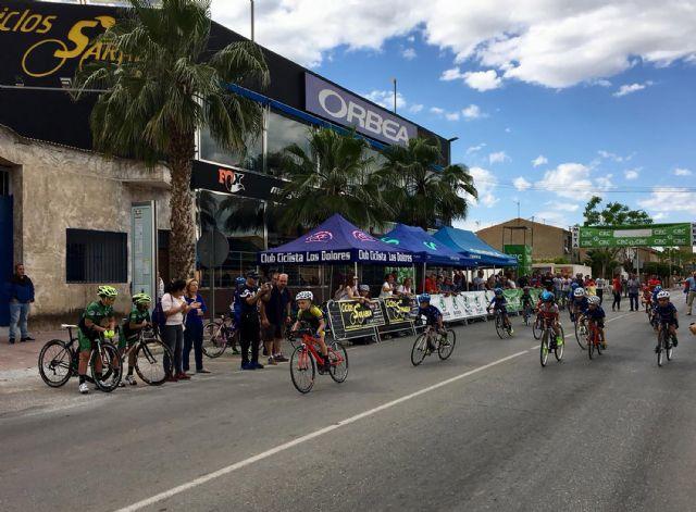 Las jóvenes promesas del ciclismo murciano ofrecen una gran exhibición en Las Torres de Cotillas - 3, Foto 3