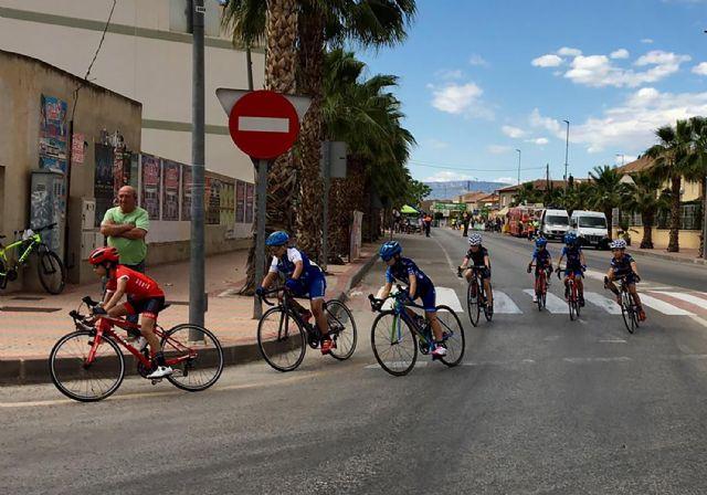 Las jóvenes promesas del ciclismo murciano ofrecen una gran exhibición en Las Torres de Cotillas - 4, Foto 4