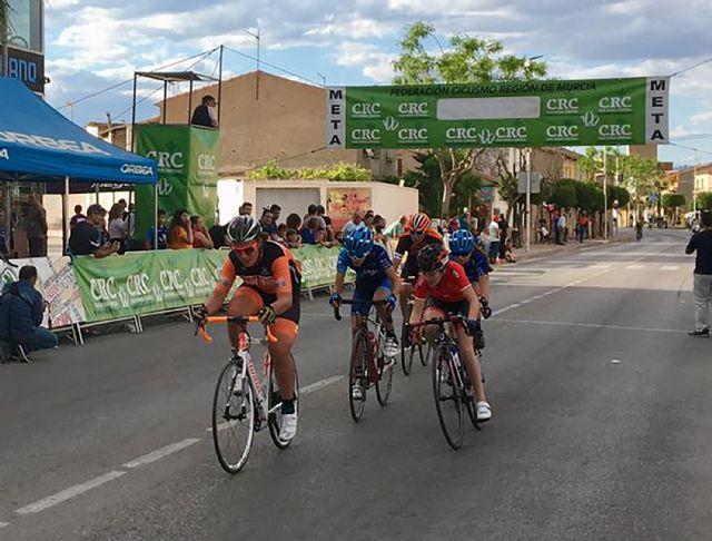 Las jóvenes promesas del ciclismo murciano ofrecen una gran exhibición en Las Torres de Cotillas - 5, Foto 5