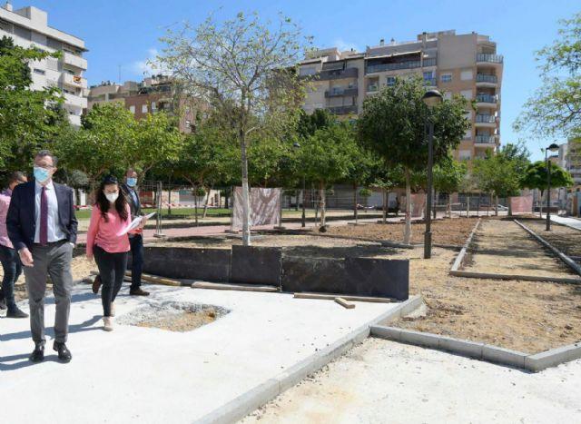 Ronda Sur contará con un nuevo eje peatonal de 12.000 m2 que unirá los jardines Maestro Ibarra y José Antonio Camacho - 2, Foto 2